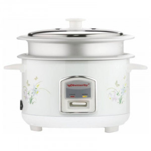 Butterfly 1 L KRC 07 Electric Rice Cooker(White)