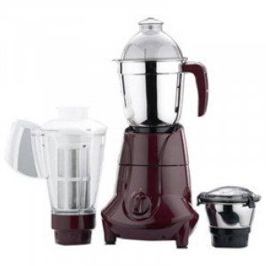 Butterfly Jet 3 750 W Mixer Grinder  (Cherry Red, 3 Jars)
