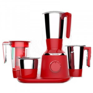 Butterfly Spetera Mixer Grinder (Red, 4 Jars)