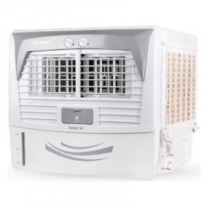 Crompton Ozone 54 L Window Air Cooler  (White & Grey)