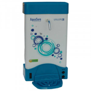 Eureka Forbes Aquaflo EX UV Water Purifier  (White & Blue)