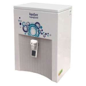 Eureka Forbes Aquasure From Aqauaguard Maxima ro+uv+tds Regulator 6 L RO + UV Water Purifier  (White)