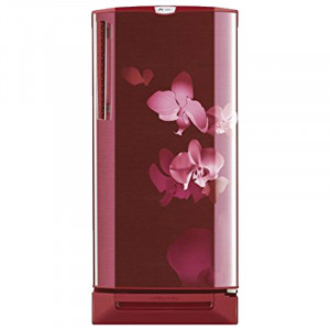 Godrej 210 L 3 Star RD EDGEPRO 210 PDS 3.2 Single Door  Refrigerator (Orchid Wine)