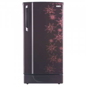 Godrej 221 L 3 Star RD EDGESX 221 CT 3.2 Single Door  Refrigerator (Carbon Leaf)