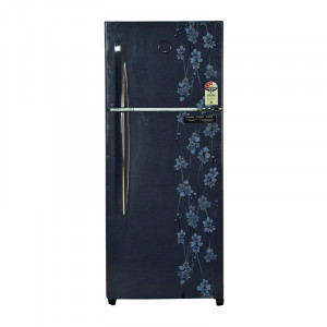 Godrej 241 L 3 Star RT EON 241 3.4 /4.3 Frost Free Double Door Refrigerator (Denim Petals)
