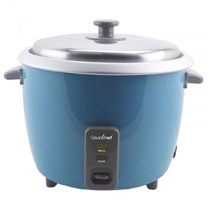 Greenchef 1.8 L CARLO Rice Cooker  (Blue)