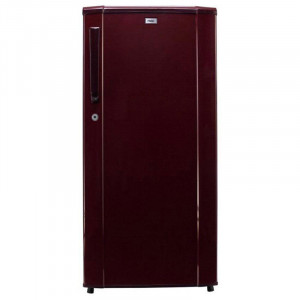 Haier 190 L 3 Star HRD-1903BR- R/E Direct Cool Single Door Refrigerator (Burgundy Red)