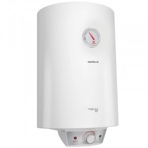 Havells 25 L Monza Ec Storage Water Geyser  (White)
