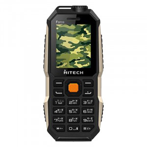 Hitech Micro135 Force Gold Dual Sim