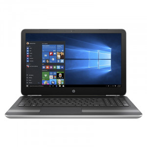 HP 15-AU624TX Core i5 7th Gen Laptop (15.6-Inch, 4GB, Windows 10 , Silver)