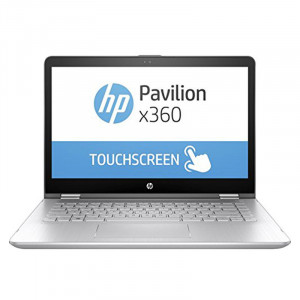 HP Pavilion x360-14-BA151TX Core i3  8th Gen Laptop (15.6-Inch, 4GB, Windows 10, Mineral Silver)