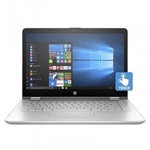 HP Pavilion x360-14-BA153TX Core i7  8th Gen Laptop (15.6-Inch, 8GB, Windows 10, Mineral Silver)