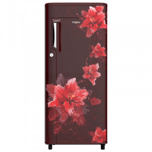 IceMagic Powercool 200 L  4 Star 215 IMPWCOOL PRM 4S Direct Cool Refrigerator (Wine Splash)