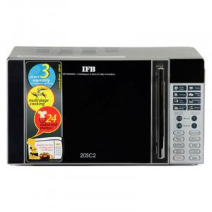 IFB 20 L Convection Microwave Oven (20SC2 , Black)