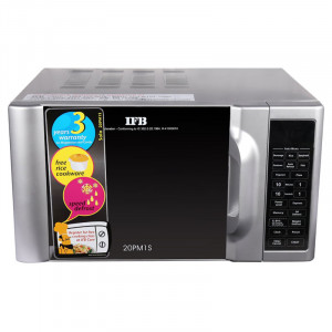 IFB 20 L Solo 20PM1S Microwave Oven (Metallic Silver)