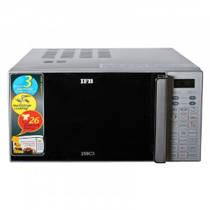 IFB 25 L 25SC3 Convection Microwave Oven (Metallic Silver)