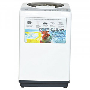 IFB 6.5 kg TL- RDW Aqua Fully Automatic Top Loading Washing Machine (White)