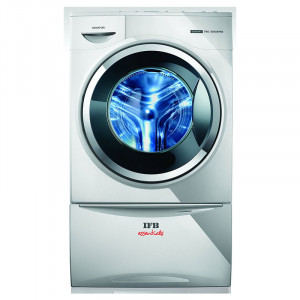 IFB 7 Kg Senator Smart Fully-automatic Front-loading Washing Machine (White)