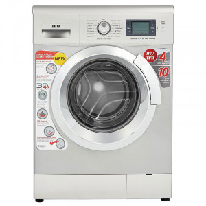 IFB 8 kg Senator Aqua SX Fully-Automatic Front Loading Washing Machine (Silver)