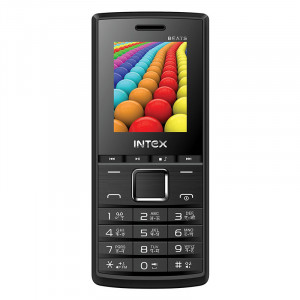 Intex Eco Beats (Black & Grey)