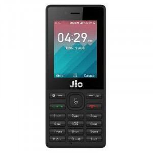 Jio Phone (Black, 4GB)