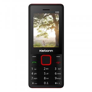 Karbonn K89 (Black & Red)