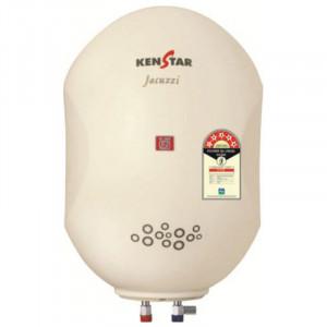 Kenstar 10 L Jacuzzi KGS10W5P-GDE itre 2000 W Storage Water Heater (Ivory)