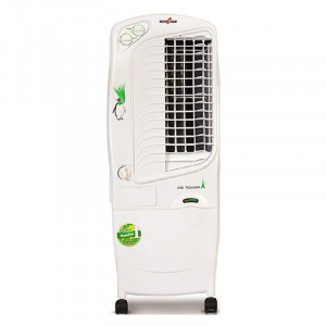 Kenstar 20 L Ice Tower itre Air Cooler (White)