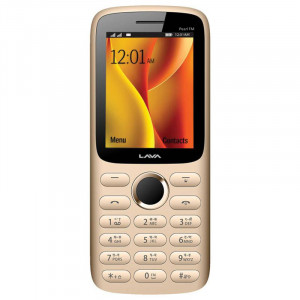 Lava KKT Pearl FM(32 MB, Gold)