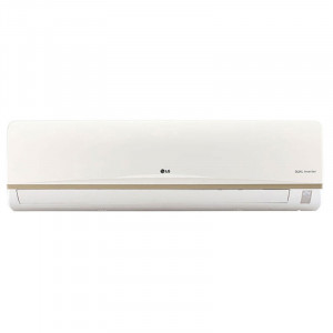 LG 1.0 Ton 3 Star JS-Q12AUXA1 Split Air Conditioner (White)
