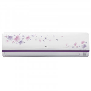 LG 1.0 Ton 3 Star  JS-Q12FUXD Split Air Conditioner (White)
