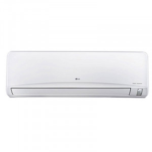 LG 1.0 Ton 3 Star JS-Q12NUXA1 Split Air Conditioner (White)