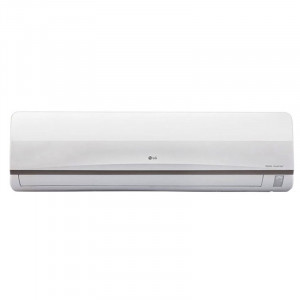 LG 1.0 Ton 3 Star JS-Q12SUXD1 Split Air Conditioner (White)