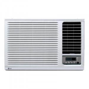 LG 1.0 Ton  3 Star  LWA12GWXA Window Air Conditioner  (White)