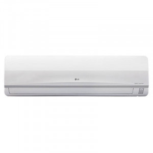 LG 1.5 Ton  3 Star JS-Q18MUXD Split Air Conditioner  (White)