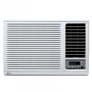 LG 1.5 Ton 3 Star  LWA18GWXA Window Air Conditioner (White)