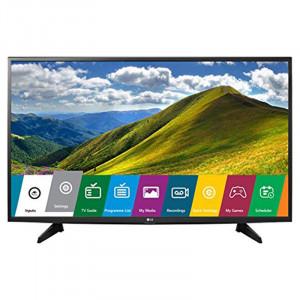LG 108cm (43 Inches) 43LJ523T FULL HD LED TV (Black)