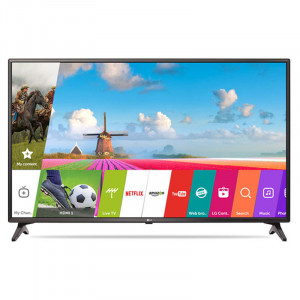 LG 108cm (43 Inches) 43LJ617T FULL HD LED TV (Black)