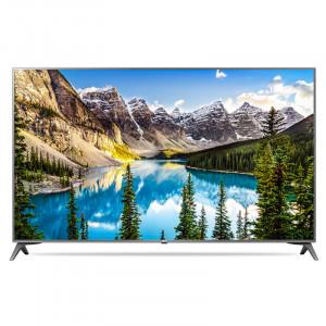 LG 108cm (43 Inches) 43UJ652T 4K ULTRA HD LED SMART TV (Black)