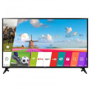LG 123cm (43 Inches) 43LJ554T  FULL HD LED TV (Black)
