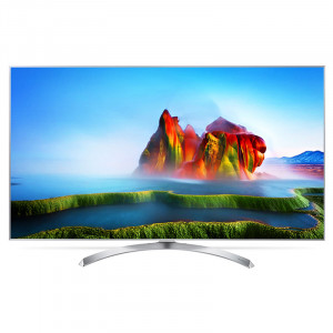 LG 123cm (49 Inches) 49SJ800T 4K UHD LED SMART TV (Black)