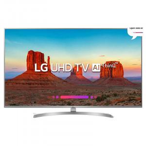 LG 124.5 cm (49 inches) 49UK7500PTA 4K LED Smart Television (Black)
