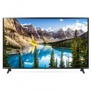 LG 129cm (49 Inches) 49UJ632T 4K UHD LED SMART TV (Black)