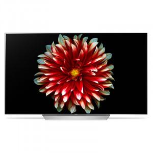 LG 138 cm (55 inches) OLED55C7T ULTRA HD 4K LED Smart TV (Silver)