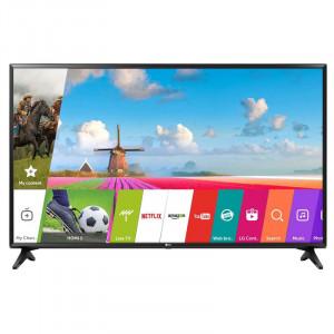 LG 139cm (55 Inches) 55LJ550T FULL HD LED SMART TV (Black)