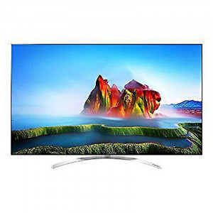 LG 165.1 cm (65 inches) 65SJ850T ULTRA HD 4K LED Smart TV (Silver)