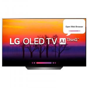 LG 165.1 cm (65 inches) OLED65B8PTA 4K OLED Smart Television (Black)