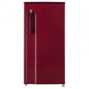 LG 188 L 1 Star GL-B191KRLU Direct Cool Single Door Refrigerator (Ruby Luster)