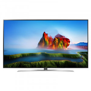 LG 190 cm (75  inches) 75SJ955T 4K ULTRA HD LED Smart Television (Silver)