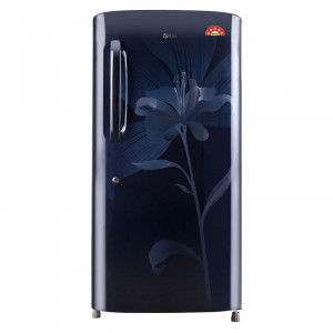 LG 190 LTR 5 Star GL-B201AMLN Direct Cool Refrigerator (Marine Lily)